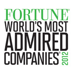 2012 Fortune World's Most Admired Companies (150x150)